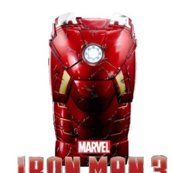 iPhone5 Iron Man Case image