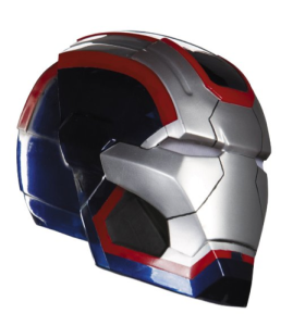 Iron Man Iron Patriot Helmet