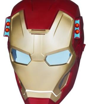 Marvel Iron Man 3 ARC FX Mission Mask image