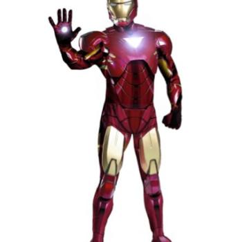 Iron Man Mark 6 Adult Costume image