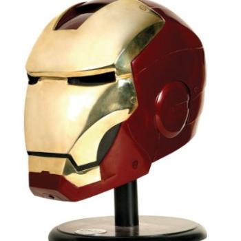 Iron Man Mark 3 Helmet Replica image