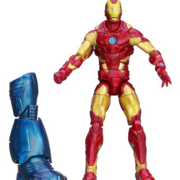 Marvel Legends Heroic Age Iron Man Figure 6 Inches image