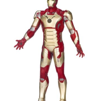 Marvel Iron Man 3 Avengers Initiative Arc Strike Iron Man Figure image