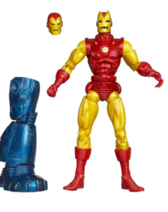 Marvel Iron Man Classic Iron Man Figure