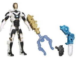 Assemblers Interchangeable Armor System Starboost Iron Man Figure