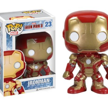 Funko POP Marvel Iron Man Movie 3 Action Figure image