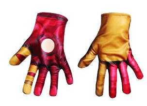 Iron Man 3 Mark 42 Classic Gloves image
