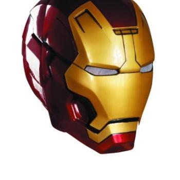 Iron Man 3 Mark 42 Helmet image