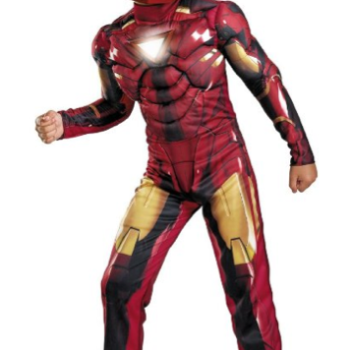 Iron Man 2 Mark 6 Light-Up Deluxe image