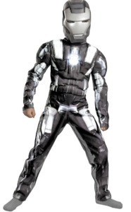war machine child costume