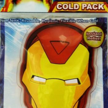 IRON MAN Flexible Cold Pack Non-Toxic, Reusable, Hygienic image