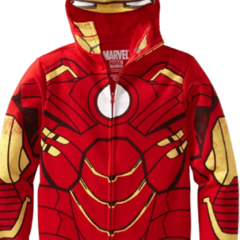 Freeze Boys 8-20 Iron Man Character Hoodie image