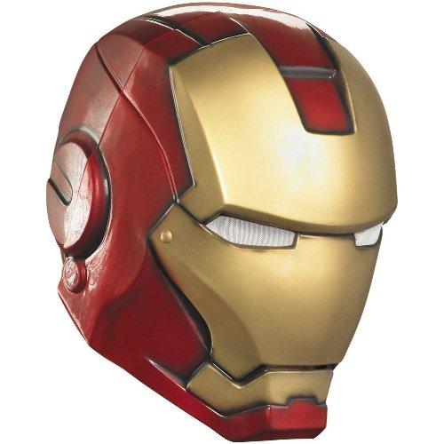 железный человек шлем выкройка